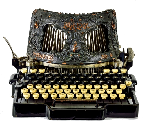 Barlock No. 4  Typewriter