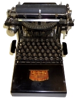 Caligraph No. 1 typewriter