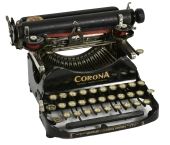 Corona No. 3 typewriter