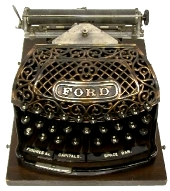 Ford Typewriter